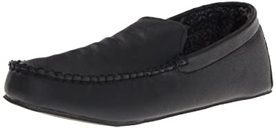 Geoffrey Beene Men's Moccasin Slipper