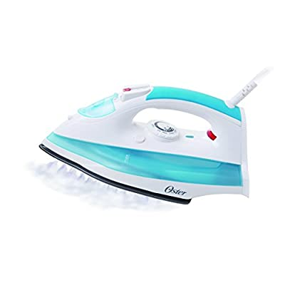 Oster 4415 1800-Watt Steam Iron (White/Blue)