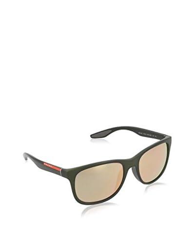 PRADA SPORT Gafas de Sol 03OS_ROS2D2 (55.5 mm) Verde