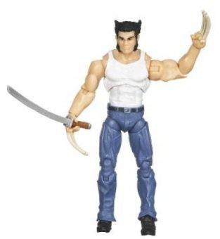 figurine x-men origins wolverine