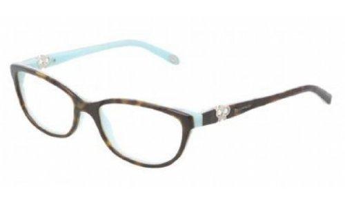 Eyeglasses Tiffany TF2051B 8134 TOP HAVANA/BLUE DEMO LENS ...