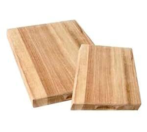 Amazon.com: Winco WCB-1830 Wooden Cutting Board, 18-Inch