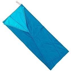 QUECHUA Camping Sleeping Bag Blue 25 ° ARPENAZ