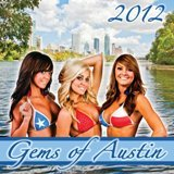 Gems of Austin (2012 Swimsuit Calendar, 1st Annual) at Amazon.com