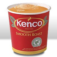 Kenco Incup Smooth Roast White (1 X 25 Cups) from KENCO