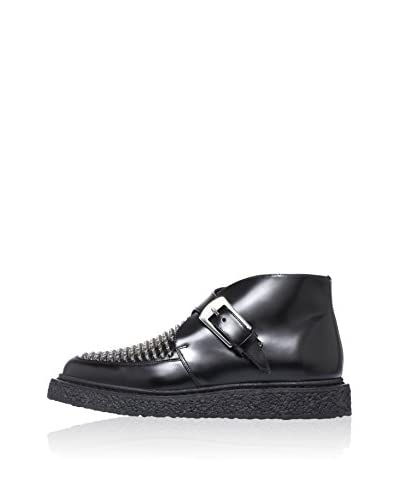 SAINT LAURENT Zapatos Monkstrap Creeper 30