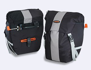 PakRak Quick-Release Panniers (Single one)
