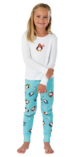 Penguin Pajamas for Girls