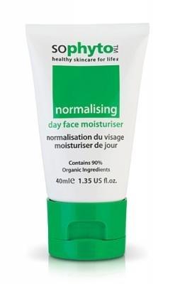 Sophyto Organics Normalising Day Face Moisturiser 40 ml / 1.35 fl oz