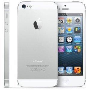(Simフリー) 海外版 iPhone5 ホワイト 16G