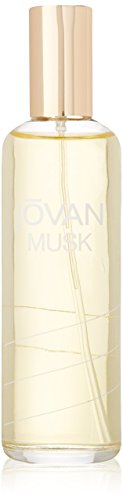 Jovan Musk By Jovan For Women, Cologne Concentrate Spray, 3.25-Ounce Bottle by Jovan