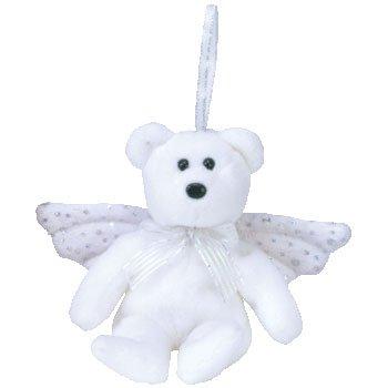 TY Jingle Beanie Baby - HERALD the Bear - 1