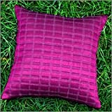 Cushion Casa Cushion Covers (Bright Purple)