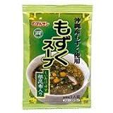 マルサンアイ もずく スープ 10食セット (マルサンアイ) iwasaya
