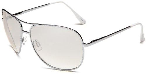 Southpole Women's 339SP SLV Aviator Sunglasses