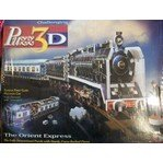 Cheap Wrebbit The Orient Express 769 pieces Puzz 3D (B00000IWH3)