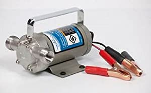 12 Volt DC Marine Utility Pump, #4830