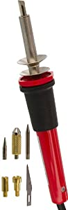 Utopia Tool's Wood Burning Pen Set 5PC