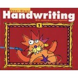 img - for Zaner-Bloser Handwriting 1: With continuous-stroke alphabet book / textbook / text book