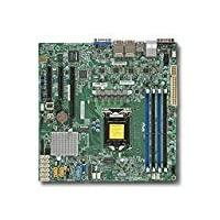 Supermicro MBD-X11SSH-LN4F-O Micro ATX Server Motherboard