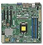 Supermicro Micro ATX Server Motherboard