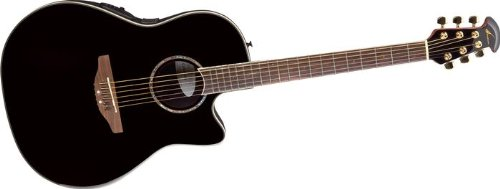 Ovation Celebrity CC28 Acoustic-electric Guitar, Black