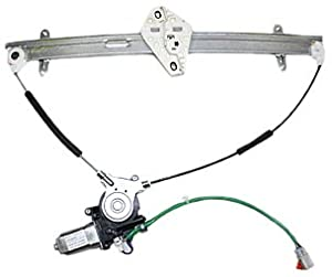 Tyc 660114 honda crv front driver side replacement power for 2000 honda accord power window repair