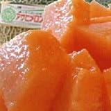 北海道メロン 秀品 アサヒメロン 糖度16度以上 1玉2.0kg以上 2玉入