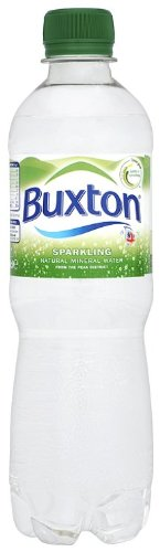 Buxton Sparkling Mineral Water 50 cl (Pack of 24)