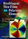 img - for Birefringent Thin Films and Polarizing Elements book / textbook / text book