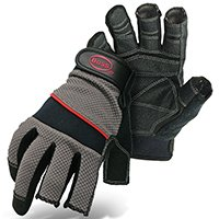 BossCoProducts Glove Carpenter Hi-Dexterity L, Sold as 1 Pair