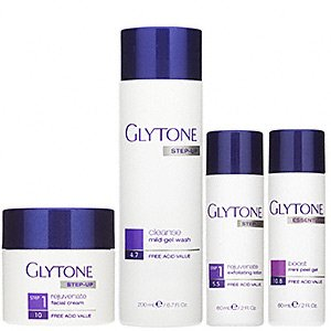 Glytone Normal to Dry Step 1 Kit (4 Pcs), 12.4-Ounce Package