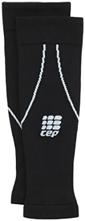 CEP Sports Men's Progressive Calf Sleeves - Black XL