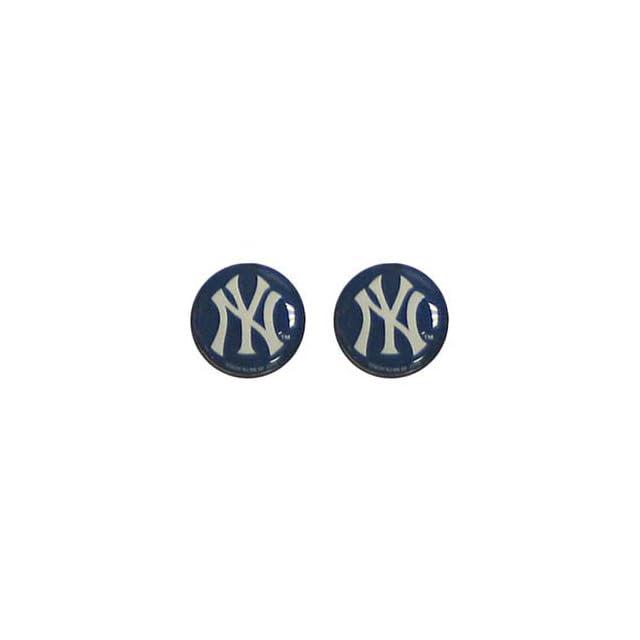 New York Yankees MLB Stud Earrings Major League Baseball Sports Jewelry Jewelry