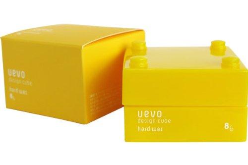 Uevo Design Cube Hair Wax - Hard - 30g (Uevo Hair Wax compare prices)
