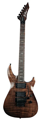 B.C. Rich VLVBKV Villain Veil Electric Guitar, Gloss Black Vapor (Bc Rich Metal Master compare prices)