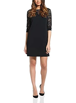 FRENCH CODE Vestido Blues (Negro)