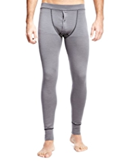 Pure Merino Wool Thermal Long Pants