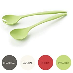 Amazon.com: Natural Home Products MOBOO Salad Serving Set ...