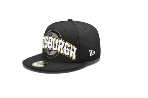 NFL Pittsburgh Steelers Draft 5950 Cap at SteelerMania
