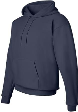 Hanes ComfortBlend EcoSmart Pullover Hoodie Sweatshirt - Navy - XX-Large