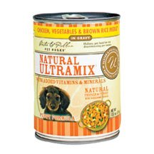 Castor & Pollux Chicken, Vegetable & Brown Rice Puppy Food 13.2 oz. (Pack of 12)