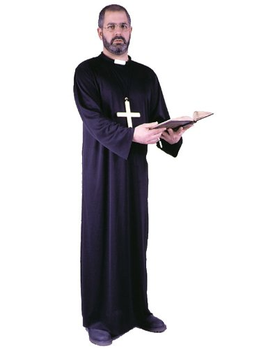 Priest Costume Catholic Biblical Costume Religious