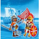 Duo Pack 5817: Tribune and Gladiator - Playmobil