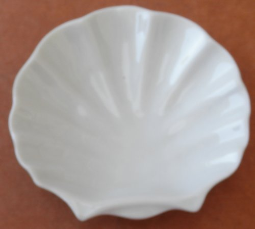 Decorative Sea Shell Small Dinner Plate Dish