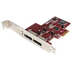 Startech.com 2 Port PCI Express eSATA Dual