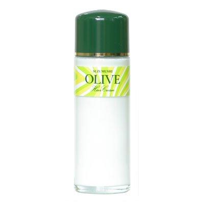 鈴虫OLIVE ヘアークリーム
