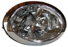 TYC 20-0315-00 Mini Cooper Passenger Side Headlight Assembly (Mini Cooper Headlight Assembly compare prices)