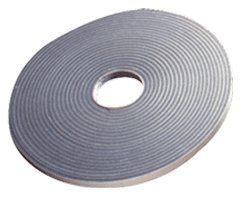 """CRL 1/4"""" x 3/4"""" Gray Double Sided Glazing Tape"""