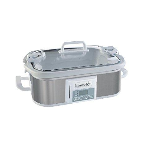 Crock-Pot Programmable Casserole Crock Slow Cooker (9 X 13 Casserole Crock Pot compare prices)